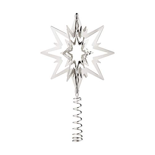 Georg Jensen – Árbol de Navidad – Estrella Palladium Au