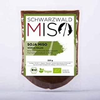Schwarzwald Miso - Bio Soja Miso - 220g / DE-ÖKO-003