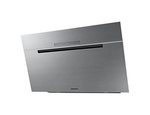 Wand-Dunstabzugshaube Samsung NK36M7070VS – Dunstabzugshaube schräg – Breite 90 cm – maximaler Luftdurchsatz (in m³/h): 760 – Geräuschpegel minimal. / max. (in dBA): - / 69