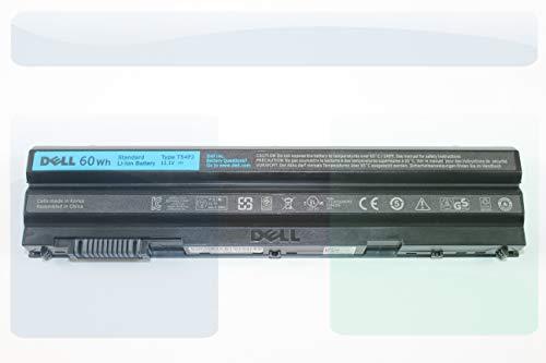 Dell Latitude E5520 / E6520 Typ T54FJ 60Wh 6 Zellen Akku 11.1V TVMVN NH6K9