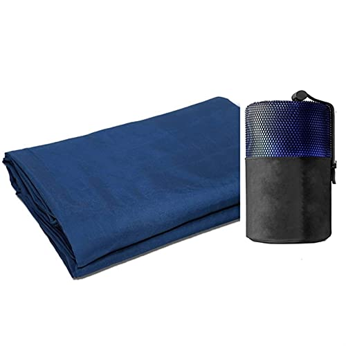 35.5 * 86.6 inch polyester vezel katoenen voering, gebruikt in hotels, reizen Microfiber slaapzak voering, reizen bedzak, volwassen lichte slaapzak