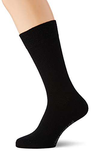 Living Crafts Socken 43/46, black