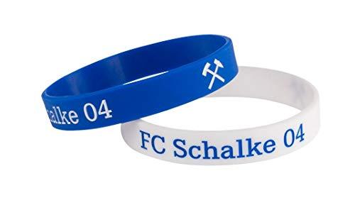 FC Schalke 04 1 Silikonarmband *** 2er Set 26874