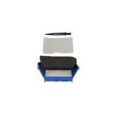 Moulinex MT001001 Kit filtration Compacteo Cyclonic (1 filtre hepa + 1 filtre d'entrée d'air + 1 brosse)