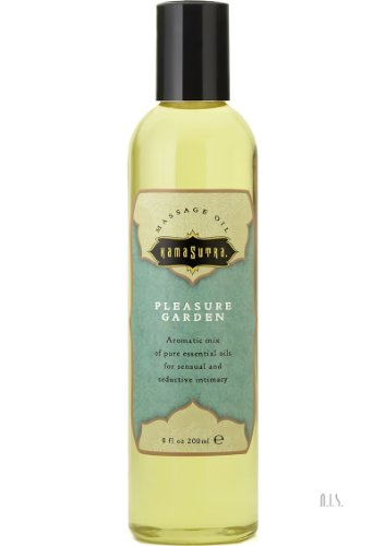 Kama Sutra Aromatic Massage Oil - Pleasure Garden
