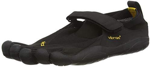 Vibram Men's KSO Trail Running Shoe, Black, 43 EU/9.5-10 M US