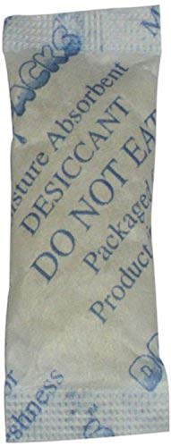 Aroma Dri 20-Pack Silica Dehumidifiers Gel Packet, Apple Scented