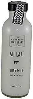 Scottish Fine Soaps Au Lait Body Milk for Women, 7.8 Ounce