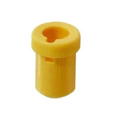 DeLonghi - Tapón amarillo para tubo de aceite para freidora FPA F 88162718316Rotofry