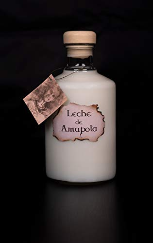 Leche de Amapola - Bebida inspirada en Juego de Tronos