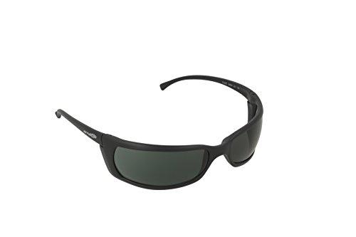 ARNETTE Slide Gafas de sol, Matte Black, 66 para Hombre