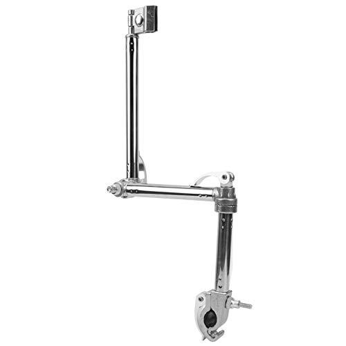FOLOSAFENAR Soporte de Marco de fijación de Paraguas de Soporte de Paraguas Universal de aleación de Aluminio, para Bicicletas, Bicicletas eléctricas