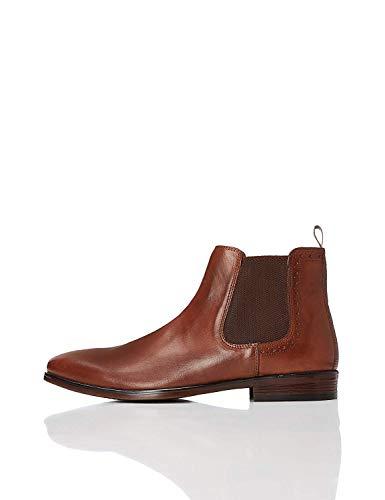 find. Marin Chelsea Boots, Braun (Chestnut), 43 EU (9 UK)