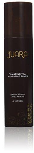 JUARA – Tamarind Tea Hydrating Toner | Moisturizing Facial Spray | Calms Sensitive and Acne-Prone Skin | Balances Tone and Redness | Hyaluronic Acid | Cruelty, Paraben, and Sulfate Free | 4.5 oz