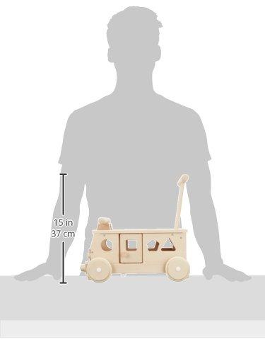 平和工業mocco『森のパズルバス(W-029)』