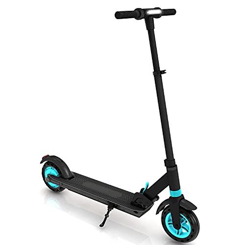 HappyBoard X8 Pro 8 ' Monopattini Elettrici Scooter Elettrico Pieghevole, 350 W, Fino a 25 km / h, 36 V 6 Ah con Display LCD e Fari, Facile da Piegare E E-scooter Portatile per Adulti
