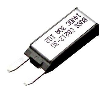Automotive Circuit Breaker, CB212, 20A, 12V