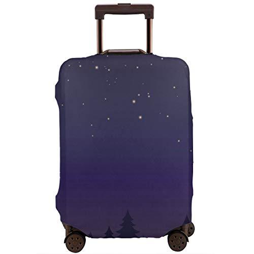 Funda Protectora para Maleta Winter Stars In The Sky Travel Suitcase Protector XL
