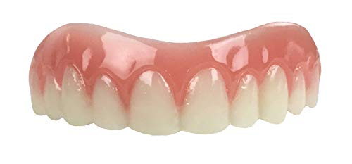 Instant Smile Comfort Fit Flex - Natural Shade - Upper Veneer Cosmetic Teeth