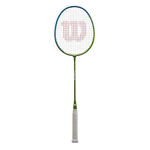 Wilson Raquette de Badminton Champ 90, Unisexe,...