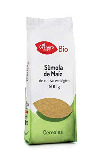 SEMOLA MAIZ BIOLOGICA 500 gr