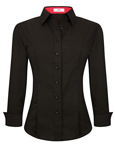 Cotton Button Down Shirt for Women