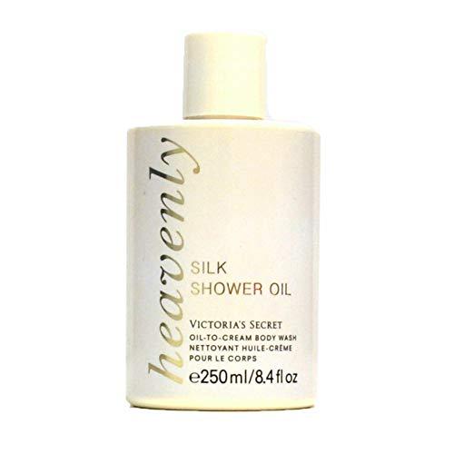Victoria's Secret Heavenly Silk Shower Oil Body Wash