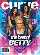 Curve Lesbian Magazine January/ February 2016 (Volume 26, Number 1) The Best Of Betty