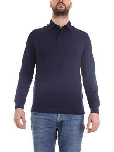 Lacoste Herren PH2481 Poloshirt, Marine, L