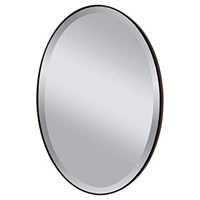 Feiss Mirror, Oil Rubbed Bronze