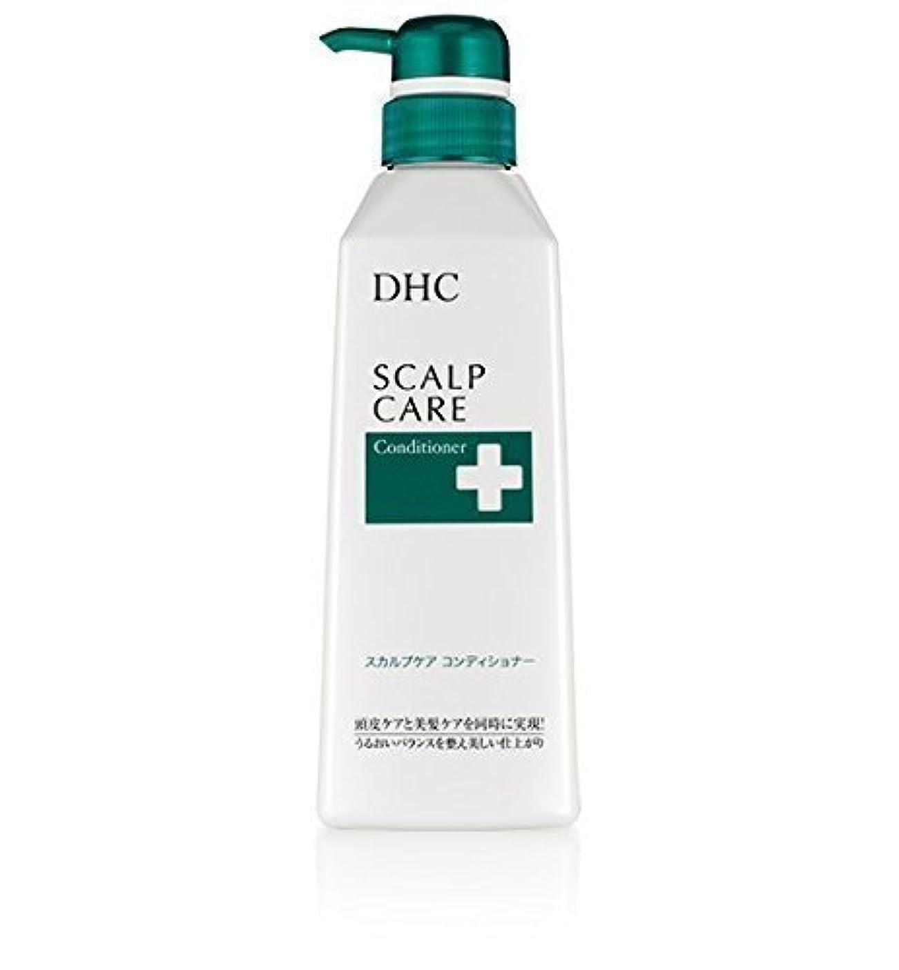 ピア集団的北米【医薬部外品】 DHC 美容相談室 DHC 薬用 スカルプケア コンディショナー 550mL