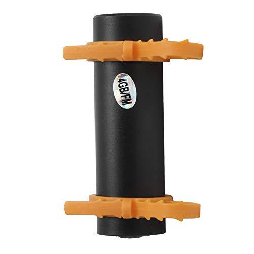 Haowecib MP3, Reproductor De Música con Carga USB para Nadar Y Correr