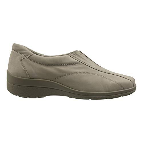 alpina Damen Slipper Beige Größe: 40.5 EU Obermaterial: Leder Innenmaterial: Leder Laufsohle: Sonstiges Material