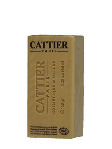 Cattier Savon Doux Végétal Argimiel 150 g Lot de 3