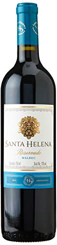 Vinho Tinto Malbec Santa Helena Reservado, 750ml