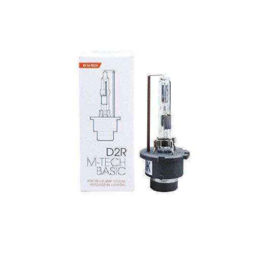 M-Tech ZMPD2R12 pour lampe Xénon D2R 12000 K