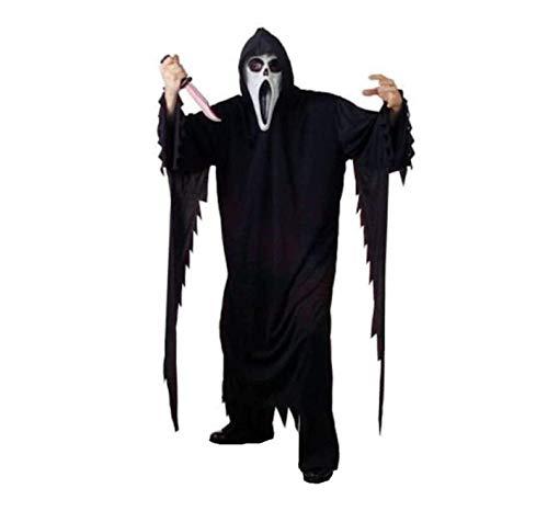 Kostuum - Scream - Zonder masker - L