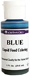 Lorann Oils Liquid Food Color, 1-Ounce, Blue