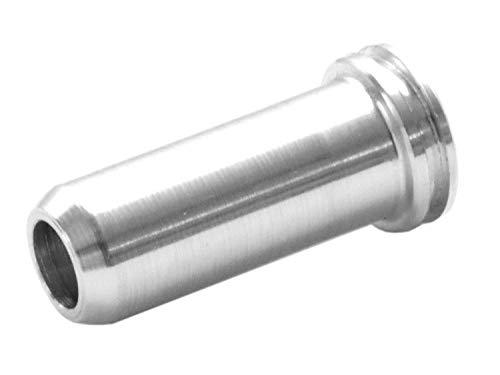 Retro Arms Airsoft Alu Nozzle mit O-Ring, CNC gefräst aus Duraluminium, spezielle Düsenform -20,0mm-