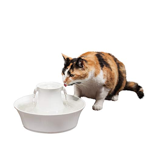 Drinkwell Avalon Ceramic Dog & Cat Fountain