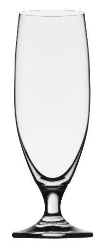 Stölzle Lausitz 0,3 l Biertulpe der Serie Imperial, 375 ml, 6er Set, formschöne Biergläser, hochwertige Qualität, spülmaschinenfest