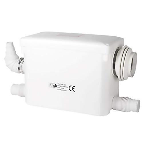 Pompe à déchets hygiéniques à Suspendre au Mur - 400 W - Cachable
