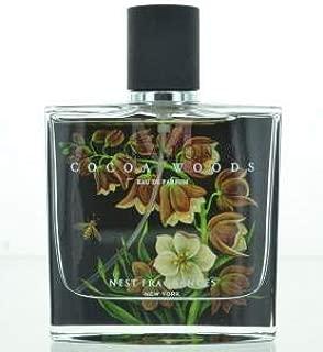 NEST Fragrances COCOA WOODS Eau De Parfum 1.7oz/50ML Spray