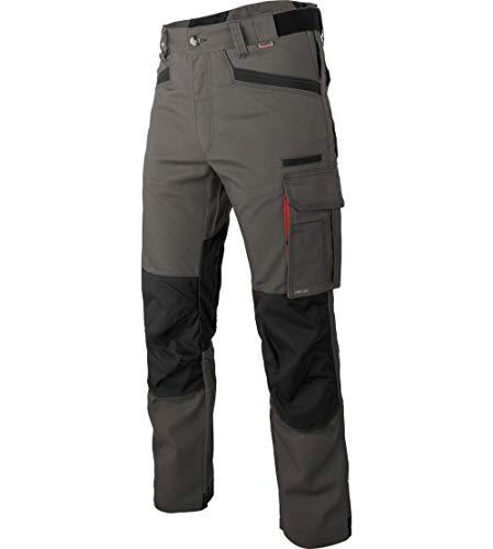WÜRTH MODYF Bundhose Nature Granitgrau: Für Sie in der Größe 54 erhältlich. Die Hose ist nach DIN EN 14404 genormt. Die Arbeitshose für alle Handwerker!