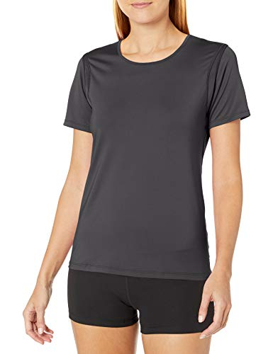 Skirt Sports Women's Free Flow Tee, Small, Black