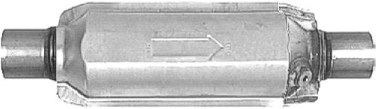 Catco 2504R Federal / EPA Catalytic Converter - Universal OBDII