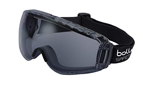 Bolle ボレー シューティングゴーグル PILOT2 パイロット2 OTG 保護メガネ スモーク 眼鏡着用可
