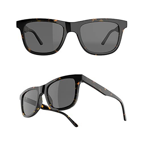 Gafas de sol de atenuación automática instantánea icono de moda polarizado protección UV ligero