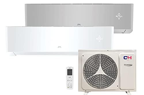 COOPER AND HUNTER climatizador, aire acondicionado doméstico Sistema Split 2x1, 5250 frigorias