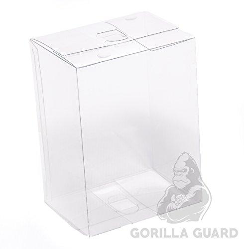 Säurefreie Schutzhülle, Box für Funko Pop, 10,2cm, 25Stück